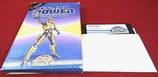 C64:  Captain Power and the Soldiers of the Future - Box Office Software 1987