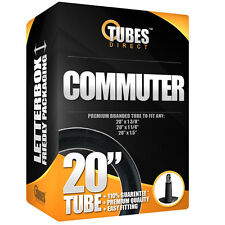 "20"" Shopper Cycle Bike Tube 20"" x 1 1/4, 1 3/8 (37 - 406) RRP £6.99 [D20-1]"