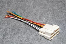 SATURN Radio Wiring Harness Adapter for Aftermarket Radio Installation #1858