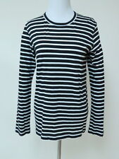Junya Watanabe Comme des Garcons Tee Striped Long Sleeve Black/White Size Medium
