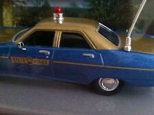 White Rose 1:43 scale Pennsylvania State Police 1972 Plymouth Fury