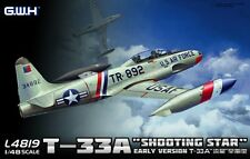 Great Wall Hobbies L4819 T-33A Shooting Star Early Version 1/48 Scale Model Kit