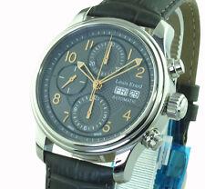 Louis Erard Herren Uhr Automatik Chronograph  78269AA03BDC36 Neu OVP  UVP 1495 €