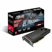ASUS AMD Radeon RX 480 8GB 256-Bit GDDR5 PCIe HDMI/TRIPLE DP Gaming Graphic Card