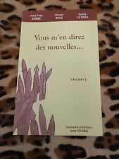 Vous m'en direz des nouvelles... - Recueil - Concours d'écriture inter CE 2006