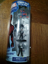 MAREVEL HEROCLIX SPIDER-MAN BATTLE PACK: SPIDER-MAN DOCTOR OCTOPUS TOMBSTONE NIP