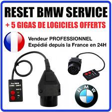 RESET BMW 20 PINS - Interface de Remise à Zéro Entretiens BMW - Valise Diag