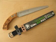 Silky straight pruning saw Mebae 240mm wooden handle with wooden case