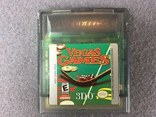 VEGAS GAMES --- GAMEBOY COLOR 1998 AUTHENTIC!!!!