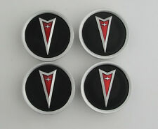 04-06 Pontiac GTO Wheel Center Cap Set Kit Emblem Reproduction Caps