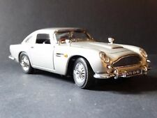 Danbury Mint James Bond 1964 Aston Martin 007 DB5 1:24 Scale Diecast Model Car