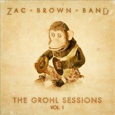 Zac Brown Band - The Grohl Sessions, Vol. 1 [EP] [Slipcase] - Rare CD - New