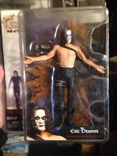 """The Crow Eric Draven Cult Classics Hall of Fame 7"""" AF Figure By NECA"""