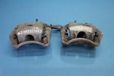 2012 NISSAN SENTRA SL B16 2.0 FWD #2 FRONT LEFT & RIGHT BRAKE CALIPERS PAIR OEM