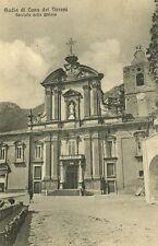 Z15997-BADIA DI CAVA DE' TIRRENI, FACCIATA DELLA CHIESA, SALERNO
