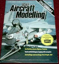 Scale Aircraft Modelling 2.1 LTV A-7 Corsair,Spitfire,Varig