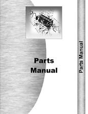 Ford 220 Engine Parts Manual FO-P-ENGD220{14111883}