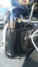 Lower Vented Fairing Kit 4 Harley Road Glide FLTR only, with all needed hardware