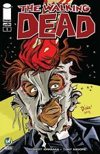 Walking Dead #1 Wizard World Comicon Raleigh color Variant Cover Dean Haspiel