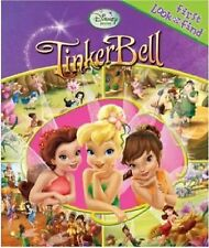 Disney Fairies: TinkerBell (First Look and Find Series)