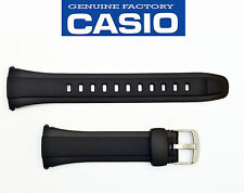 Casio WVAM640 Watch Band STRAP Black WVA-M640 WVQ-M410B WVQ-M410 WAVE CEPTOR