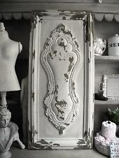 Bild Ornamente Antique Wanddeko Wandbild Vintage French shabby chic 537