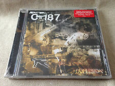C-187 - Collision CD BRAND NEW & SEALED! (PESTILENCE + CYNIC + DEATH + B-THONG)