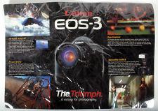 CANON EOS-3 COUNTER PAD NEW