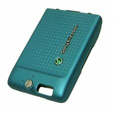 Genuine Original Battery Back Cover For Sony Ericsson C702 Ning - Cyan