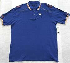 NWT AUTHENTIC MEN'S CROWN HOLDER POLO SHIRT SIZE 4XL