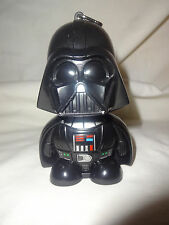 Star Wars DARTH VADER Figurine Key Chain? Black Plastic