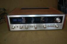 Pioneer SX-727 Stereo Receiver (left channel no sound)