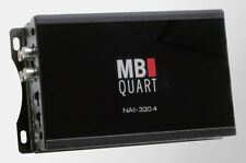 MB Quart NA1-320.4 Ultra-Compact 4 Channel NA Series Full Range Class D BIGPOWER