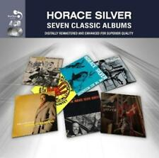 Horace Silver Seven Classic Albums 4 CD´s