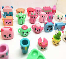 Random 20PCS Shopkins HAPPY PLACES All different Loose toy kids girls gift