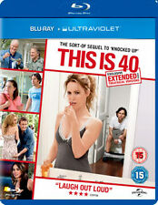 THIS IS 40 - BLU-RAY - REGION B UK
