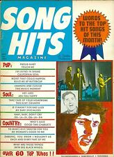 1969 Song Hits magazine The Doors Jim Morrison Sheb Wooley Impressions