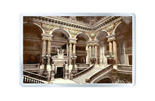 OPERA HOUSE STAIRCASE PARIS FRANCE 1890-1900 FRIDGE MAGNET IMAN NEVERA