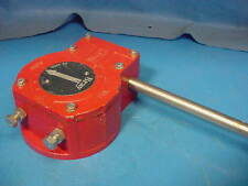 New Bray Valve Actuator 90 Dig. turn PN FTG80 butterfly & ball 80:1 ratio