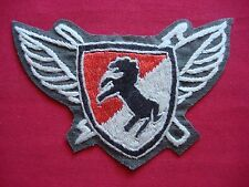Vietnam War Hand Made Patch US 11th Armored Cavalry Regiment AIR ASSAULT Team