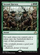Second Harvest Rare Shadows over Innistrad MTG Magic ~~~~~~~~~ MINT ~