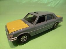BBURAGO 0122 MERCEDES BENZ 450 SEL - TAXI - GREY 1:24 - NICE CONDITION