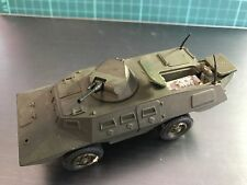 1/50 XM-706 Armoured Car #224   [Die Cast Metal Plastic Tyres] : Solido