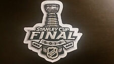 2016 NHL Stanley Cup Final Logo Jersey Patch San Jose Sharks Pittsburgh Penguins