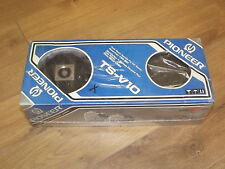 Pioneer TS-V10 Pair of Vintage Car Speakers NEW in box