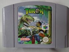 N64 Spiel - Turok (PAL) (Modul)