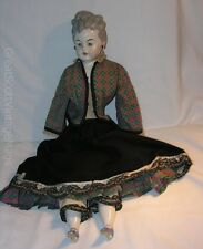 "Large China Doll of Ruth Schron by M Connolly Harding OOAK 24"" Tall"