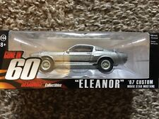 "Loot Crate Exclusive GONE IN 60 SECONDS ""Eleanor"" Die Cast Car"
