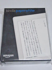 "New Kindle Paperwhite 32GB White ""Manga Model"" 2016 Japan with special offer"