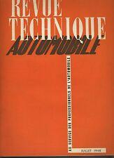 (C2)REVUE TECHNIQUE AUTOMOBILE FORD V8 21CV